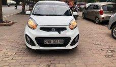 Bán xe Kia Morning sản xuất năm 2012, màu trắng, nhập khẩu, 225tr giá 225 triệu tại Hà Nội