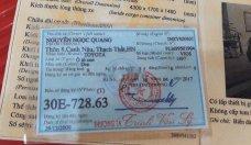 Bán xe Toyota Vios đời 2009, màu đen, số sàn, 205tr giá 205 triệu tại Hà Nội