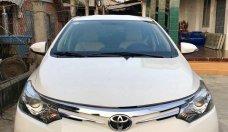 Bán ô tô Toyota Vios G năm 2016, màu trắng xe gia đình giá 472 triệu tại Tp.HCM