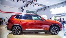 Cần bán xe VinFast LUX SA2.0 Turbo đời 2020, màu đỏ, giá ưu đãi giá 1 tỷ 374 tr tại Tp.HCM