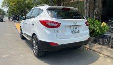 Bán Hyundai Tucson sản xuất năm 2014, màu trắng, xe nhập giá 600 triệu tại Đà Nẵng