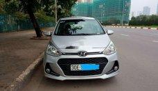 Cần bán xe Hyundai Grand i10 đời 2017, màu bạc, xe nhập giá 375 triệu tại Hà Nội