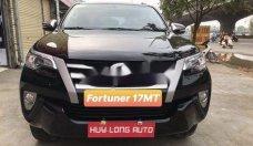 Cần bán lại xe Toyota Fortuner đời 2017, màu đen, nhập khẩu nguyên chiếc giá 869 triệu tại Hà Nội