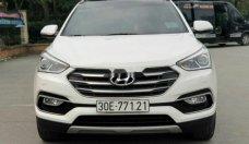 Bán xe Hyundai Santa Fe 2016, màu trắng chính chủ, 875 triệu giá 875 triệu tại Hà Nội