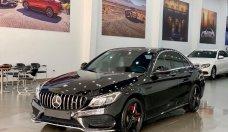 Bán Mercedes C300 AMG đời 2016, màu đen như mới giá 1 tỷ 359 tr tại Hà Nội
