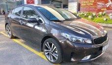 Bán Kia Cerato đời 2017, màu xám số tự động, giá tốt giá 519 triệu tại Tp.HCM