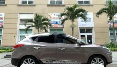 Bán ô tô Hyundai Tucson đời 2010, màu xám, nhập khẩu giá 468 triệu tại Hà Nội
