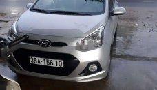 Cần bán lại xe Hyundai Grand i10 2015, màu bạc, xe nhập chính chủ giá 2 tỷ 800 tr tại Thanh Hóa