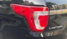 Bán xe Ford Explorer năm sản xuất 2017, màu đen, xe nhập   giá 1 tỷ 540 tr tại Tp.HCM