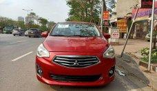 Cần bán xe Mitsubishi Attrage năm sản xuất 2015, màu đỏ, nhập khẩu nguyên chiếc, giá tốt giá 315 triệu tại Hà Nội