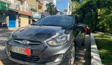 Cần bán Hyundai Accent sản xuất 2011, màu xám, chính chủ giá 328 triệu tại Tp.HCM