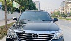 Bán xe Toyota Fortuner đời 2013, màu đen, giá tốt giá 599 triệu tại Hà Nội