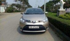 Cần bán gấp Toyota Vios sản xuất năm 2016 như mới giá 389 triệu tại Hà Nội