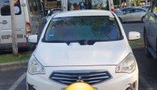 Bán Mitsubishi Attrage 2016, màu trắng, nhập khẩu giá 330 triệu tại Tp.HCM