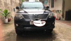 Bán ô tô Toyota Fortuner sản xuất 2014, màu đen chính chủ giá 625 triệu tại Hà Nội