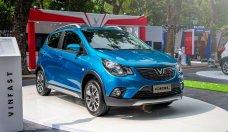 Giá xe VinFast Fadil 2020 màu xanh, ưu đãi khủng tặng 13% trị giá xe, lãi suất 0%, giao toàn quốc giá 414 triệu tại Tp.HCM