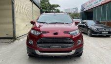 Cần bán lại xe Ford EcoSport 1.5 Titanium đời 2014, màu đỏ giá 430 triệu tại Hà Nội