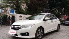 Cần bán gấp Honda City đời 2016, màu trắng, giá tốt giá 455 triệu tại Hà Nội