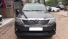 Cần bán gấp Toyota Fortuner V AT năm 2012, màu đen số tự động, giá chỉ 565 triệu giá 565 triệu tại Hà Nội