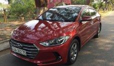 Cần bán Hyundai Elantra 2017, màu đỏ giá cạnh tranh giá Giá thỏa thuận tại Đà Nẵng