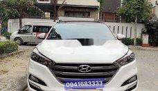 Cần bán Hyundai Tucson năm sản xuất 2018, màu trắng giá cạnh tranh giá 820 triệu tại Hà Nội
