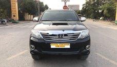 Bán ô tô Toyota Fortuner 2.5GMT năm sản xuất 2014, màu đen xe gia đình, giá tốt giá 715 triệu tại Hà Nội