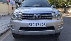 Bán Toyota Fortuner đời 2009, màu bạc giá 435 triệu tại Tp.HCM