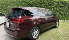 Cần bán lại xe Kia Sedona sản xuất 2019, màu đỏ, nhập khẩu giá 1 tỷ 240 tr tại Tp.HCM