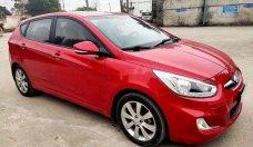 Bán xe Hyundai Accent AT sản xuất 2014, màu đỏ, xe nhập số tự động giá 425 triệu tại Hà Nội