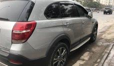 Cần bán gấp Chevrolet Captiva Revv sản xuất 2016, màu bạc chính chủ, giá thấp giá 599 triệu tại Hà Nội