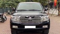 Cần bán xe Toyota Land Cruiser VX 4.6L V8 sản xuất 2011, màu đen giá 1 tỷ 820 tr tại Hà Nội