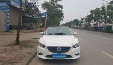 Bán Mazda 6 sản xuất 2015, màu trắng giá cạnh tranh giá 639 triệu tại Hà Nội