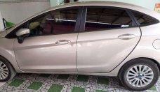Bán Ford Fiesta năm sản xuất 2011, màu bạc, nhập khẩu giá 285 triệu tại Tp.HCM