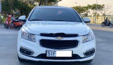 Cần bán lại xe Chevrolet Cruze đời 2016, màu trắng   giá 325 triệu tại Tp.HCM