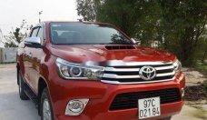 Xe Toyota Hilux đời 2015, màu đỏ, nhập khẩu giá 650 triệu tại Hà Nội
