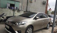 Bán Toyota Vios năm sản xuất 2017, màu xám, giá rẻ giá 485 triệu tại Hà Nội