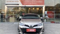 Ưu đãi giá thấp với chiếc Toyota Vios 1.5G CVT đời 2019, siêu lướt, giao nhanh giá 535 triệu tại Tp.HCM