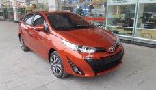 Bán ô tô Toyota Yaris năm 2020, màu đỏ, nhập khẩu giá 650 triệu tại Đà Nẵng