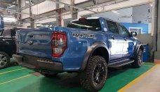 Bán xe Ford Ranger Raptor năm 2020, màu xanh lam giá 1 tỷ 169 tr tại Đà Nẵng
