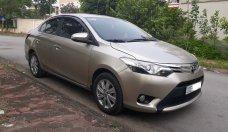 Cần bán lại xe Toyota Vios G năm 2016, màu vàng, còn mới giá 460 triệu tại Hà Nội