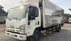 Isuzu 5 tấn NQR cũ đời 2017 thùng kín dài 6m2 đã qua sử dụng giá 650 triệu tại Tp.HCM