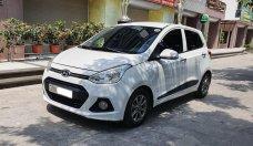 Xe Hyundai Grand i10 AT đời 2015, màu trắng, nhập khẩu chính hãng, còn mới giá 315 triệu tại Hà Nội
