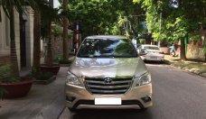 Bán ô tô Toyota Innova 2.0E đời 2016, màu vàng, chính chủ, 425 triệu giá 425 triệu tại Hà Nội