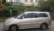 Cần bán lại xe Toyota Innova E năm 2016, màu vàng, chính chủ giá 435 triệu tại Hà Nội