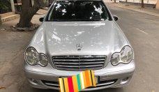 Bán xe Mercedes C180 2005 1.8AT, xe đẹp miên man giá 205 triệu tại Tp.HCM