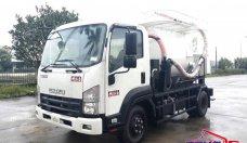 Bán xe thông cống hút bùn 3 khối Isuzu FRR90HE4 giá 300 triệu tại Tp.HCM