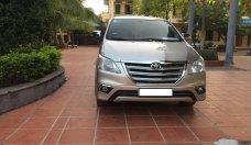 Cần bán Toyota Innova 2.0E đời 2016, màu vàng, chính chủ giá 410 triệu tại Hà Nội