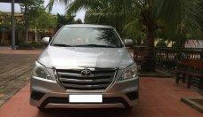 Cần bán Toyota Innova 2.0E đời 2016, màu bạc, chính chủ. giá 415 triệu tại Hà Nội