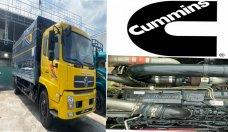 Xe tải thùng 8 tấn Dongfeng giá rẻ giao nhanh trong ngày giá 819 triệu tại Bình Dương