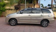 Gia đình tôi cần bán Toyota Innova E sản xuất 2015, màu vàng, giá hơn 300tr giá 392 triệu tại Hà Nội
